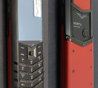 Верту Vertu Signature S Design Ripe Cherry реплика